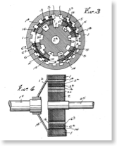 Electromechanical gear